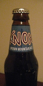 Knox Brown Mountian Ale