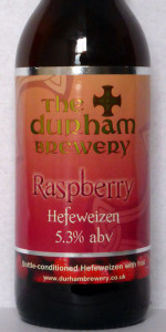 Raspberry Hefeweizen