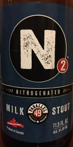 N2 Milk Stout