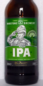 Marston's IPA (for Morrisons)