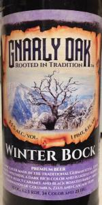 Gnarly Oak Winter Bock