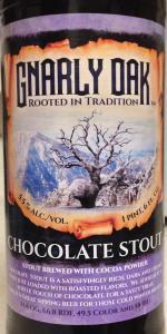 Gnarly Oak Chocolate Stout