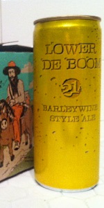 Lower De Boom Barleywine