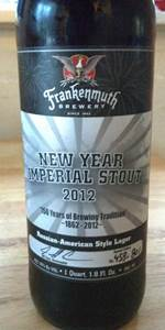 Frankenmuth New Year Stout 2012