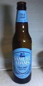 samuel adams - White Christmas Sam Adams