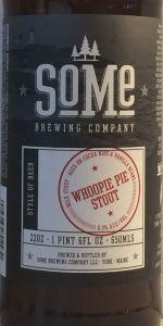Whoopie Pie Stout
