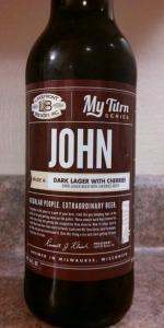 My Turn Series: John