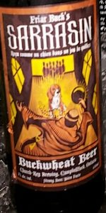 Church-Key Friar Buck's Sarrasin Ale