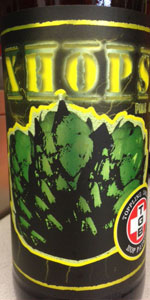 XHOPS Pale Ale (Yellow Label)