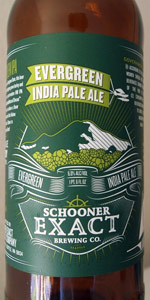 Evergreen India Pale Ale