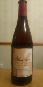 Bancreagie Sour Peated Ale