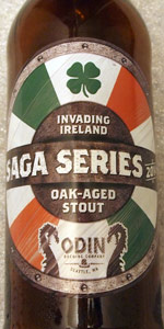 Invading Ireland Oak Aged Stout (Saga Series)