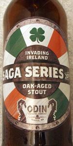 Invading Ireland Oak Aged Stout (Saga Series)
