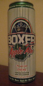 Boxer Apple Ale