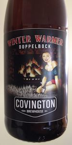 Winter Warmer Dopplebock