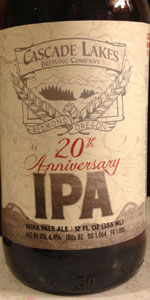 20th Anniversary IPA