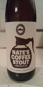 Nate's Coffee Stout