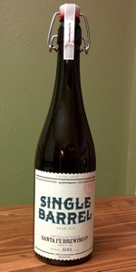 Single Barrel Sour