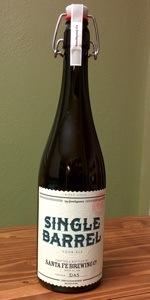 Single Barrel Sour