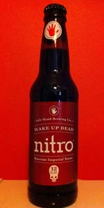 Wake Up Dead Nitro Russian Imperial Stout