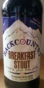 Breakfast Stout