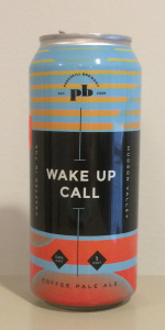 Wakeup Call Pale Ale