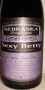 Sexy Betty - Brandy Barrel Aged