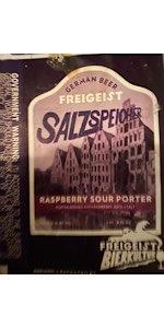 Salzspeicher Raspberry