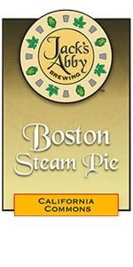 Boston Steam Pie