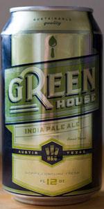 Greenhouse IPA