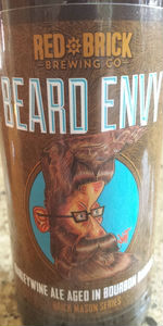 Red Brick Brick Mason Series Beard Envy