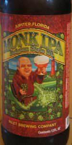 Monk IPA