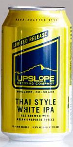 Thai Style White IPA