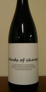 Winds Of Change Brett Pale Ale