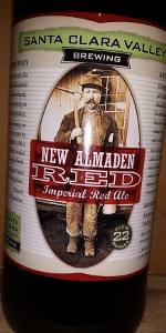 New Almaden Red