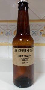 Pale Ale (Centennial Mosaic)