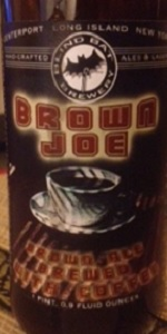 Brown Joe