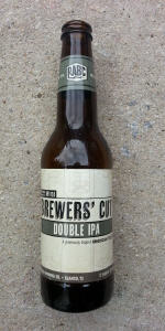 Brewers' Cut Double IPA
