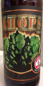 XHOPS Pale Ale (Orange Label)