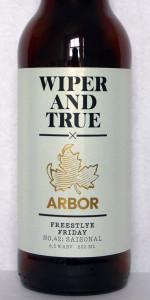 Arbor / Wiper & True Saisonal