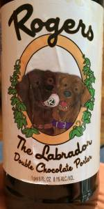 The Labrador Double Chocolate Porter