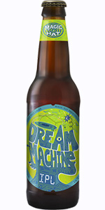 Dream Machine IPL India Style Pale Lager