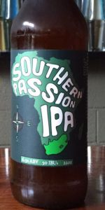 Southern Passion IPA