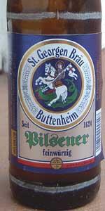 St. Georgenbräu  Pilsener