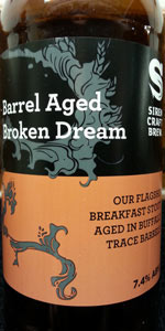 Barrel Aged Broken Dream (Buffalo Trace)