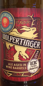 Wolpertinger - Red Wine Barrel Aged