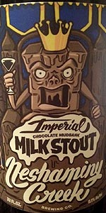 Imperial Chocolate Mudbank Milk Stout
