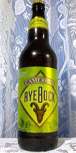 Rye-Bock