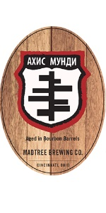 Barrel Aged Axis Mundi
