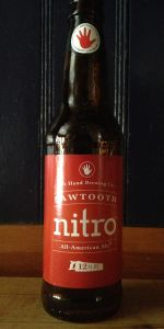 Sawtooth Nitro All-American Ale